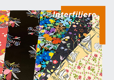 Sustainable Quality -- The Exhibition Analysis of Interfilière Paris