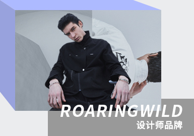 Modern Geometry -- The Analysis of ROARINGWILD The Menswear Designer Brand