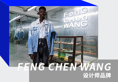 An Ode to Time -- The Analysis of FENG CHEN WANG The Menswear Designer Brand
