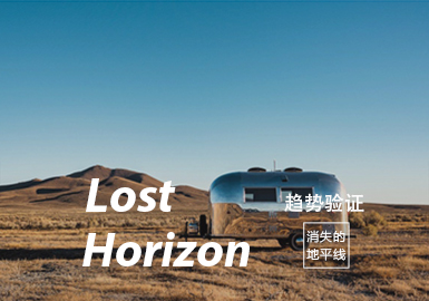 Lost Horizon -- The Color Trend Confirmation of Menswear Theme