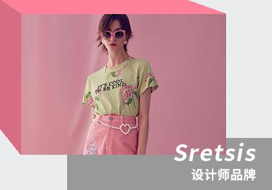 Untold Flowers -- The Analysis of Sretsis The Womenswear Designer Brand