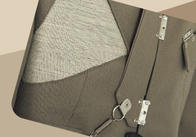Rebuilt Tonality -- The Detail Craft Trend for Men's Suit