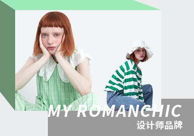 Fantasy Girl -- The Analysis of MY ROMANCHIC The Womenswear Designer Brand