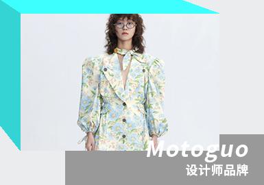 Practical Aesthetic -- The Analysis of Motoguo The Womenswear Designer Brand