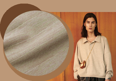 Upgraded Texture -- The Blend Fabric Trend for Men's and Women's Knitwear