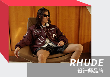 Retro Leisure -- The Analysis of RHUDE The Menswear Designer Brand