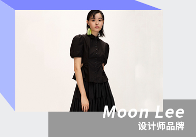 Cool Retro Trend -- The Analysis of Moon Lee The Womenswear Designer Brand
