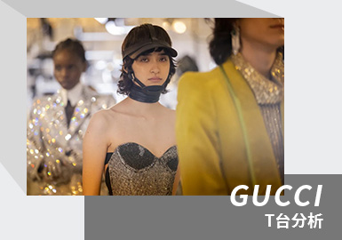 Aria -- The Womenswear Catwalk Analysis of GUCCI
