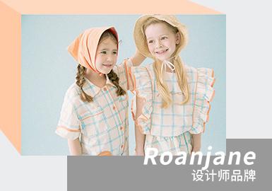 Colorful S/S -- Roanjane The Kidswear Designer Brand