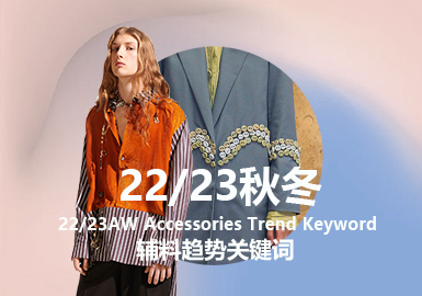 A/W 22/23 Accessories Trend Keyword