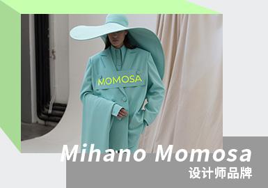 The Romance of Creativity -- The Analysis of Mihano Momosa The Womenswear Designer Brand