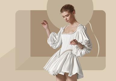 New Bride Wear -- The Silhouette Trend for Women's Wedding Dress