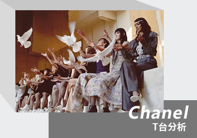 A Romantic and Free Holiday in Southern France -- The Womenswear Catwalk Analysis of Chanel