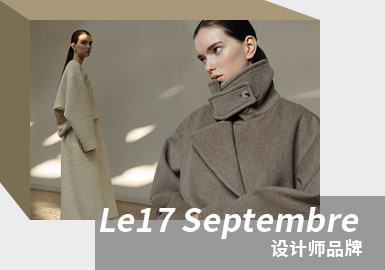 Timeless Comfort -- The Analysis of LE 17 SEPTEMBRE The Womenswear Designer Brand