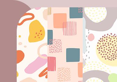Variable Geometry -- The Pattern Trend for Women's Loungewear