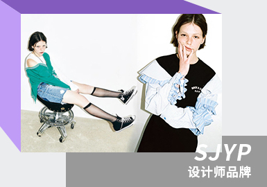 Casual Girl -- The Analysis of SJYP The Womenswear Designer Brand