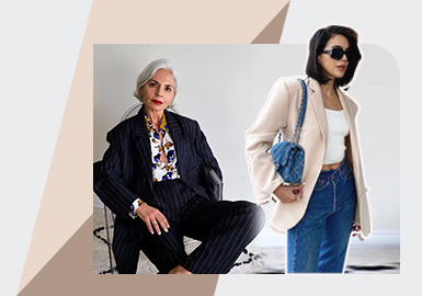 Workplace Wear -- The Comprehensive Analysis of Fashion Bloggers