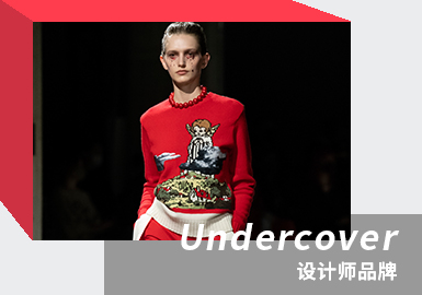 The Streetwear of Rebellious Takahashi -- The Analysis of Undercover The Womenswear Designer Brand