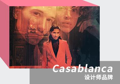 Morocco Style -- The Analysis of Casablanca The Menswear Designer Brand