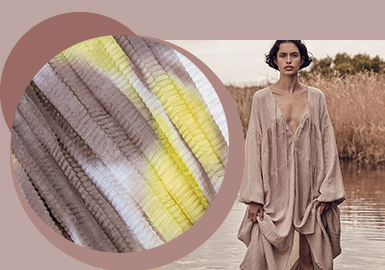 A Journey of Nature -- The Fabric Trend for Women's Underwear and Loungewear