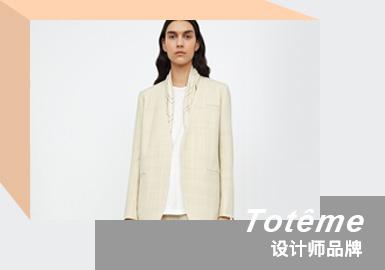 Advanced Minimalism -- The Analysis of Totême The Womenswear Designer Brand
