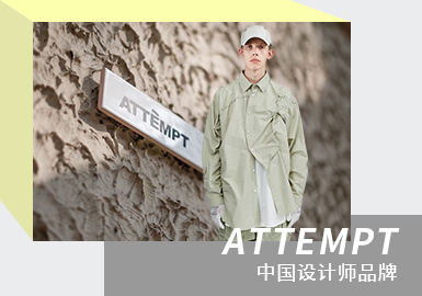 Functional Combination -- The Analysis of ATTEMPT The Menswear Designer Brand