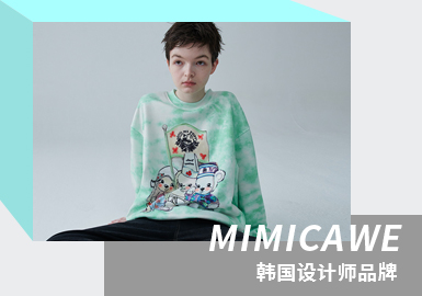 Casual Macaroon -- The Analysis of MIMICAWE The Womenswear Designer Brand