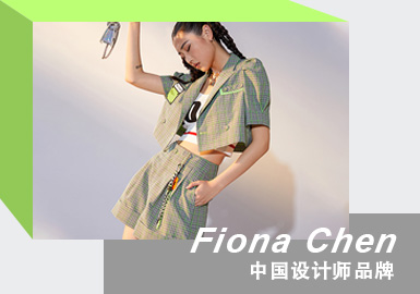 Mysterious Fantasy -- The Analysis of Fiona Chen The Womenswear Designer Brand