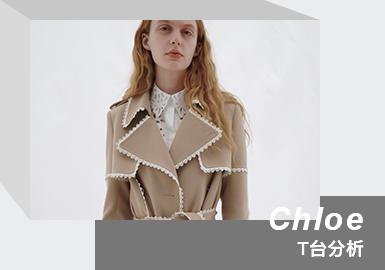 Bohemian Pragmatism -- The Womenswear Catwalk Analysis of Chloé