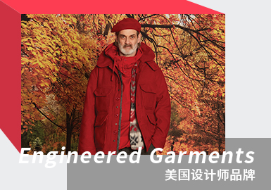The Utopia of Outdoor Pastoral Life -- The Analysis of Engineered Garments The Menswear Designer Brand