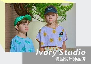 Let's Go on Holiday -- Ivory Studio The Korean Kidswear Designer Brand