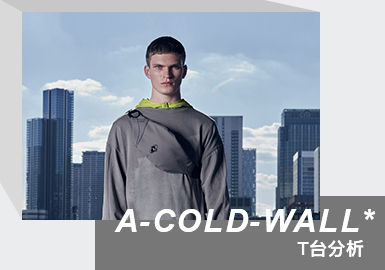 Futuristic Function -- The Menswear Catwalk Analysis of A-COLD-WALL*