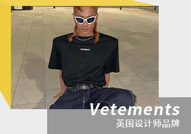 The Matrix -- The Analysis of Vetements The Menswear Designer Brand