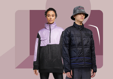 Be Special, Be Cool -- The Silhouette Trend for Athletic Puffa Jacket