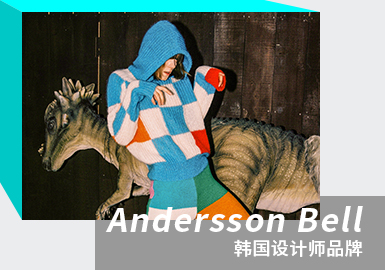 Fun and Vintage Street -- The Analysis of Andersson Bell The Womenswear Designer Brand