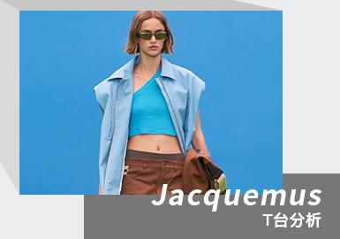 Sexy & Comfortable -- The Womenswear Runway Analysis of Jacquemus
