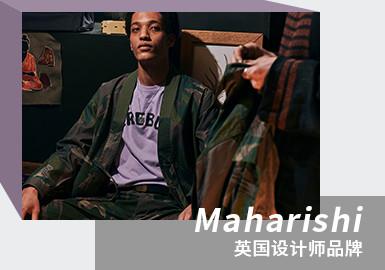 Military Fashion -- The Analysis of Maharishi The Menswear Designer Brand