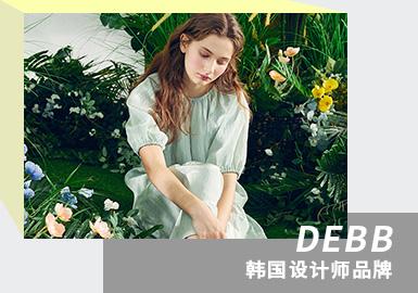 Immature Girl -- The Analysis of DEBB The Womenswear Designer Brand