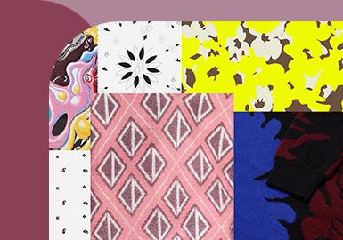A Dynamic Carnival -- The Pattern Trend for Men's Knitwear