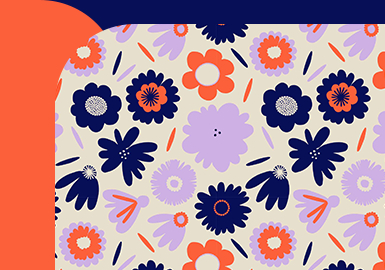 Flowers in Winter -- The Pattern Trend for Toddlers' Wear