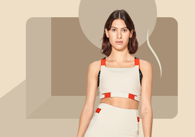 Rebuild the Fashion -- The Trend of Athletic Bra
