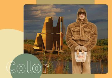 A/W 22/23 Color Evolution of Fur