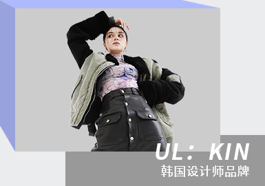 Social Street Brand -- The Analysis of UL:KIN The Womenswear Designer Brand