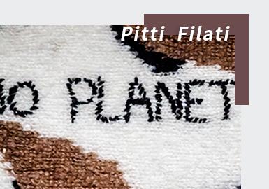 Pitti Filati -- The Analysis of Florence Cotton Yarn Exhibition