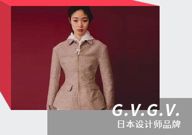 Nature & Future -- The Analysis of G.V.G.V The Womenswear Designer Brand