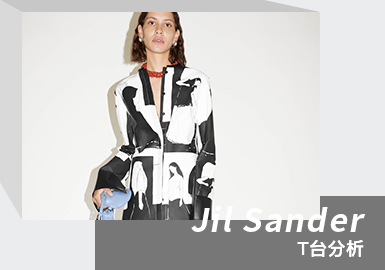 Fashion & Art -- The Womenswear Runway Analysis of Jil Sander
