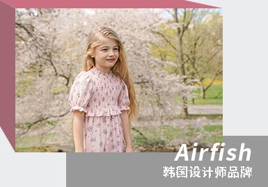Midsummer Sweetheart -- Airfish Korean Kidswear Designer Brand