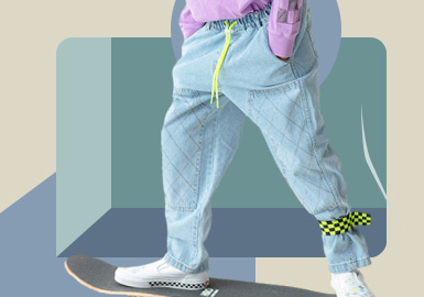 Practicality -- The Silhouette Trend for Boys' Trousers