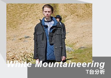Ain't No Mountain High Enough -- The Menswear Runway Analysis of White Mountaineering