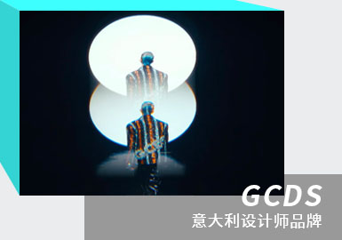 The Symphony of Dazzling Colors -- The Analysis of GCDS The Menswear Designer Brand